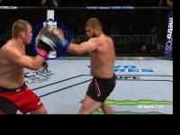 Marcin Tybura w spektakularnie nokautuje wysokim kopnięciem Marcina Tybury w UFC!