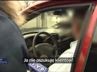 Jak taksówkarze nabijają klientów w butelkę