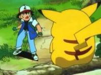 Pokemon odc.1: Pokemon, wybieram cię!!!