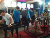 Wirtualny atrakcją w Tajlandii