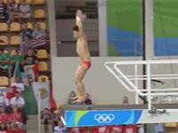 Skok zsynchronizowany do wody - Rio 2016
