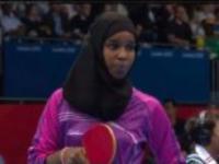 Pogrom w meczu pierwszej rundy tenisa stołowego