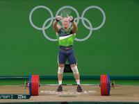 Ogromna radość Litwina po zdobyciu brązowego medalu