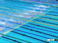 Duńska pływaczka zdobywa złoty medal - reakcja komentatorów