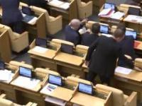 Jak głosują w parlamencie Rosujskim? :D