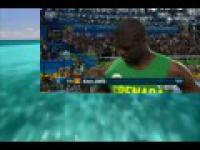 Wayde van Niekerk pobija rekord świata na 400 metrów