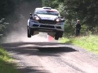 RALLY JUMPS in FINLAND
