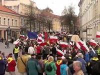 Wielki pochód Polaków na Litwie
