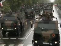 Wielka defilada wojskowa z okazji Obchodów Święta Wojska Polskiego