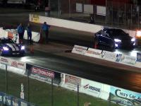 Viper vs Tesla w pojedynku na 1/4 mili