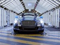Produkcja samochodu Bentley Continental GT