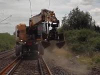 Nietypowy transport kolejowy