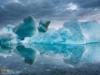 Niesamowite góry lodowe