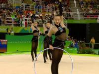 Rio 2016: ukraińskie gimnastyczki i Madonna