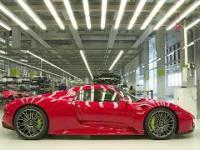 Supersamochody: Porsche 918 Spyder