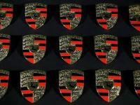 Jak powstaje emblemat Porsche?