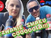 COCA-COLA & PEPSI-COLA! SPOŁECZNY CHALLENGE SMAKU!!!