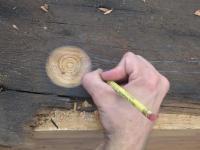 Tworzenie drewnianej łyżki z drewna
