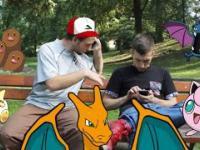 Typowy TRENER Pokemon GO! 2