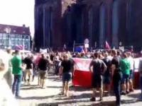 Mateusz Kijowski wyproszony z uroczystości pogrzebowej Inki i Zagończyka