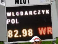 Anita Włodarczyk - rekord świata 82,98