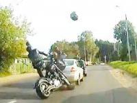Kompilacja wypadkow motocyklistow