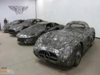 Samochody zrobione ze złomu