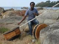 Prosta i radosna afrykańska muzyka
