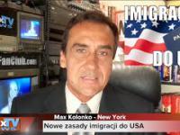 Imigracja do USA za Trumpa - Max Kolonko Mówi Jak Jest
