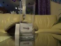 eksperyment z woda diy - experiment with water diy