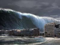 Najbardziej śmiercionośne tsunami ostatnich lat!