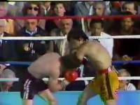 Walka bokserska która zapisała się w czarnej historii sportu