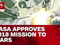 Nasa zatwierdziła misję na Marsa w 2018 roku