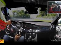 7 minut 32 sekundy - Giulia z automatem znów najszybszym sedanem na Nurburgringu