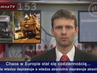 Robią nas w konia: Kapitulacja Francji koniec świeckiej Turcji chaos w Europie 153