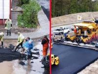 Współczesne budownictwo dróg. Rosja i Niemcy