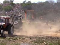 Rusyksjie wyścigi traktorów
