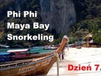Tajlandia: Phi Phi, Maya Bay - Dzień 7 - Budżetowy Luksus