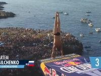 Ekstremalne skoki do wody z 27m