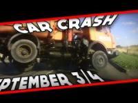 Cotygodniowa kompilacja najlepszych wypadków drogowych