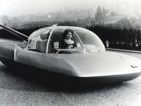 Jak miały wyglądać samochody w roku 2000?