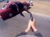 Policjant kontra Kierowca BMW