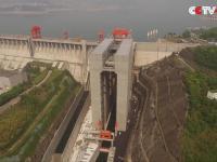 Otwarto największą na świecie windę dla statków