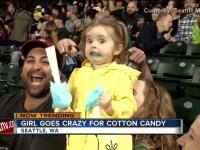 Tak rodzą się memy - poznajcie Cotton-candy Girl