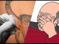 10 Tatuaży W Które Nie Uwierzysz