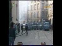 PRL 1989, Polski Majdan. Kraków i Warszawa