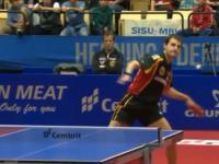 Genialna piłka meczowa w ping-pongu