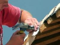 Krycie dachu wiórem osikowym