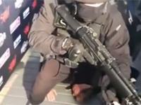 Popek aresztowany przez antyterrorystów podczas konferencji KSW 37!