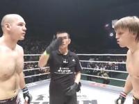 MMA: Szymon Bajor obija litwinowi mordę